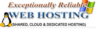 Exceptionally Reliable Web Hosting (Shared, Cloud and Dedicated Hosting)