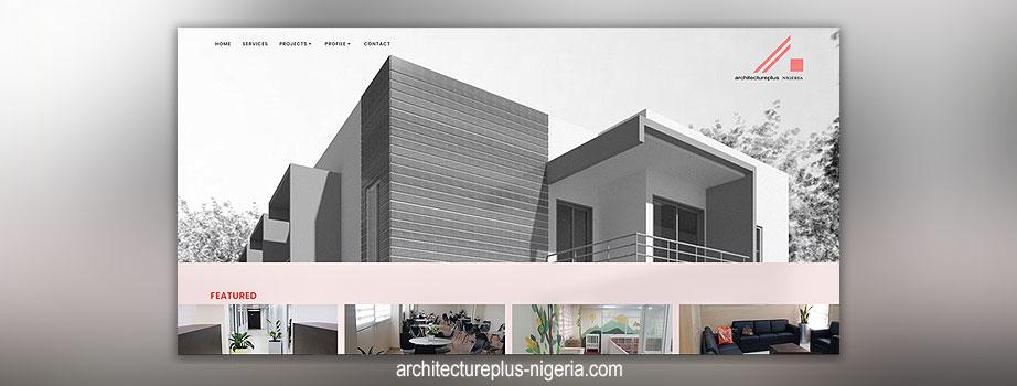 ArchitecturePlus Nigeria
